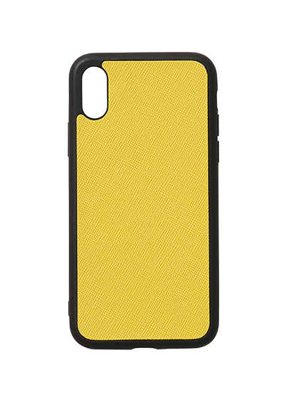 Bright Yellow Phone Case