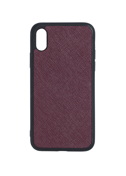 Burgundy Phone Case
