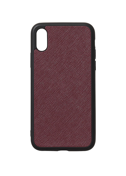 Dark Burgundy Phone Case