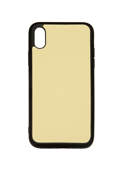 Pale Yellow Phone Case