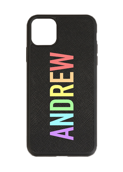Neon Rainbow Phone Case