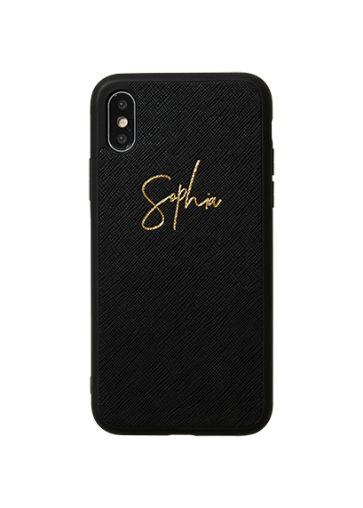 Thin Cursive Phone Case